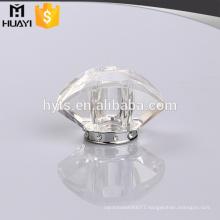 hotsale fan shape diamond cap for perfume bottle