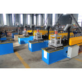 Rol rol panduan rails roll forming machine