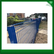 Roll Top Profile Security Fencing