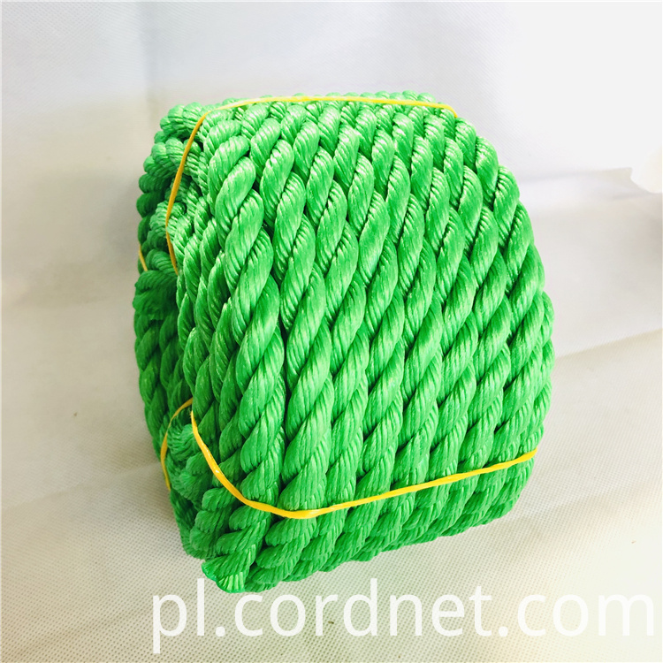 Pe Rope Mixed Color 2