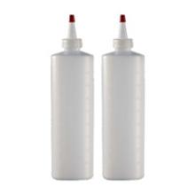 Botella de LDPE de 240ml para el cuidado del cabello