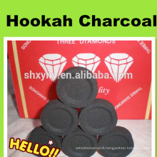 High quality smokeless star shisha charcoal