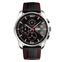 SKMEI 9106 Men Causal Chronograph Watches Waterproof Quartz Wrist Watch