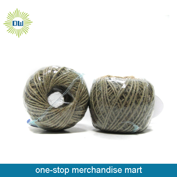 Colored Jute Rope 6mm