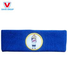 Werbe Großhandel Benutzerdefinierte Lange Stirnband Für Sport