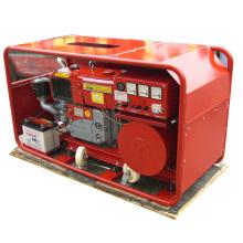 Однофазный одноцилиндровый дизельный генератор от 2 кВт до 24квт