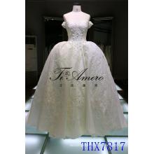 Vestidos де novia сексуальная off-плечо свадебное платье старинные свадебные платья 2017 мантия-де-mariage свадебное платье