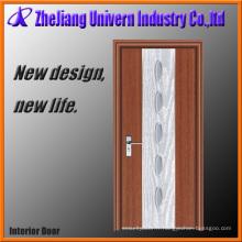 Porte en bois de PVC