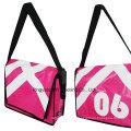 Benutzerdefinierte Promotion BOPP laminierte Non-Woven Postman Bag