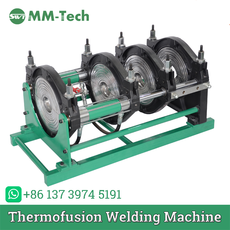 Termofusion Machine Hdpe 90-315MM