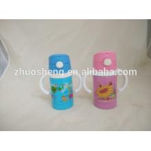 balão de childern do aço inoxidável de alto grau 350ml bebendo garrafa