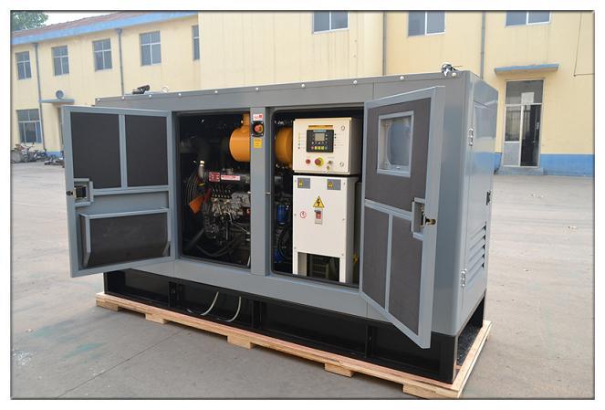 Weichai 70KW Power Generator