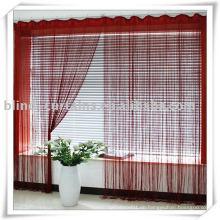 Red String Vorhang Typ