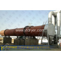 Ore rotary drum dryer