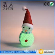 Warm White Flickering Flashing LED Tea Light Battery Candles