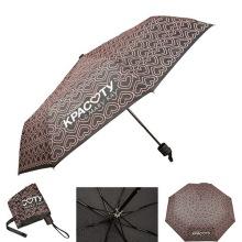 Mary Kay Heart Pattern Promotion Fold Umbrella