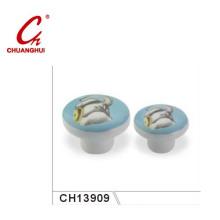 Lovely Elephant Style Ceramic Knob Handles (CH13909)