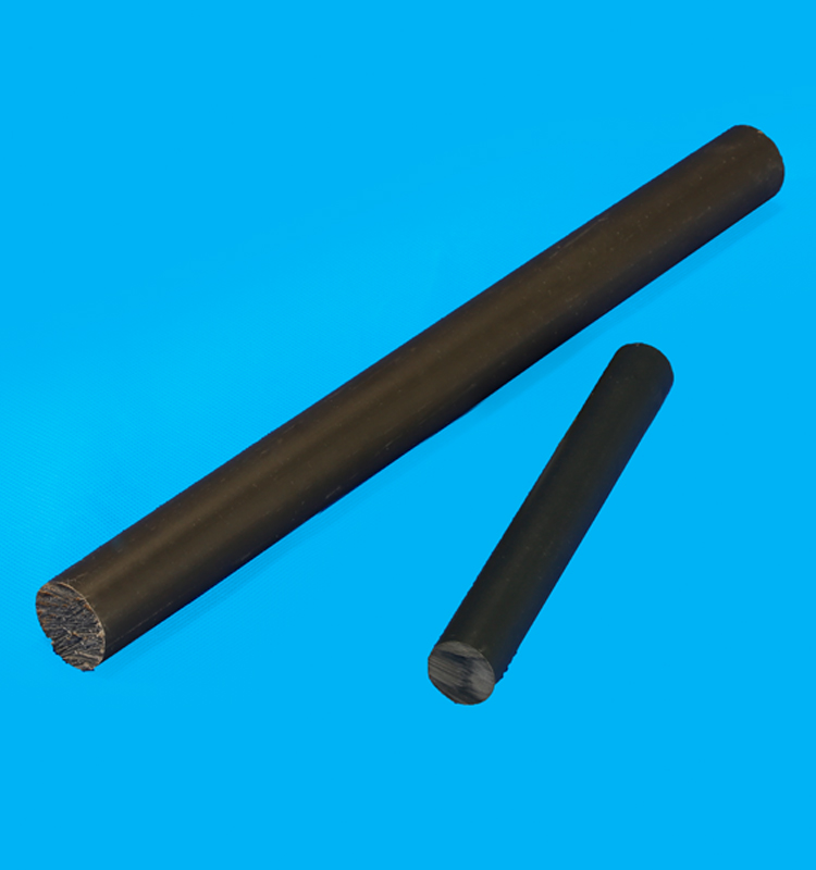 Rigid PVC Round Bar