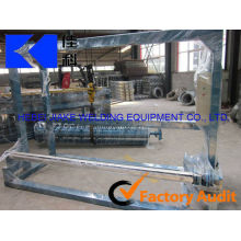 full automatic prairie fence netting machines from JIAKE Factory made in China