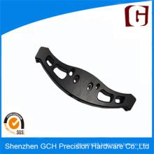 Custom Part Black Anodized CNC Aluminum Machining