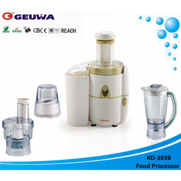 450W Powerful Fruit and Vegetable Centrifugal Extractor (KD-383)