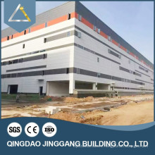 Steel Structure Mental Frame Prefab Cantilever Car Shed
