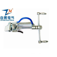 Tipo normal faixa de aço inoxidável Banda de aço inoxidável ferramentas de fixação manual tensor