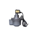 Right angle solenoid solenoid diaphragm valve 24V