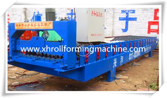 roller shutter slats roll forming machine
