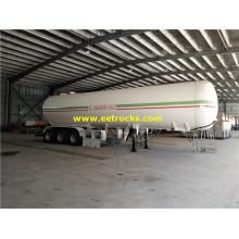 25-30 Tonnen Dreiachser LPG Auflieger