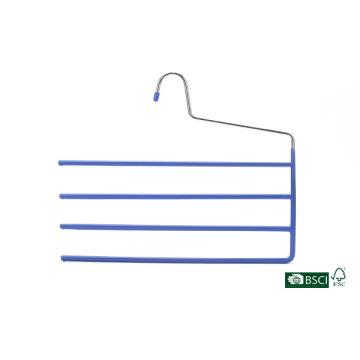 4 Tier Qualitäts-PVC-Metall keucht Aufhänger