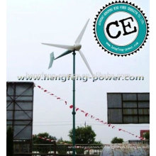 Rendement élevé et le prix bas du prix de turbine éolienne 5kw