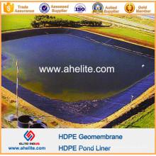 Doublure d'étang de poissons d'EVA de PVC de PEHD LDPE LLDPE