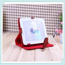 "Capa de couro magnética Smart Stand fólio para 7 ""polegadas Tablet PC"