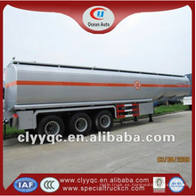 50cbm petrolero, 3 ejes petroleros, gas, camión cisterna de cilindros
