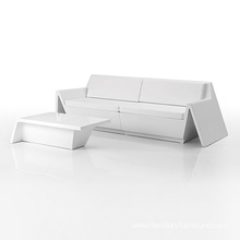 Outdoor 3 Seater Right Lounge Rest Sofa