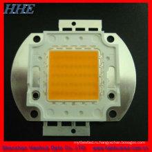 Новый дизайн 50W Кри чип теплый белый светодиод