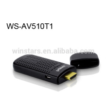 WDHI Professional Wireless HDMI AV Kit com 1080P, 300M Kit AV sem fio