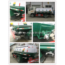 Dongfeng 4X2 3000L-5000L, 90HP, Small Water Tank Truck