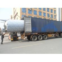Емкость химического реактора (для химической реакции Dia3500 * 6000 мм)