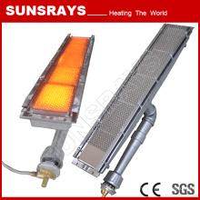 Estufa de gas portátil con calentador infrarrojo