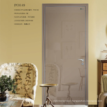 European Style Fashion Solid Wooden Entry Door