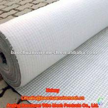 PP tejido geotextil en la tienda (Fabricación)