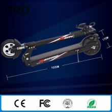 Сделано в Китае дешево Red Steel 8 дюймов складной велосипед для девочки