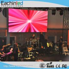 L'écran d'intérieur d'intérieur de décoration d'étape de concerts a mené 6mm