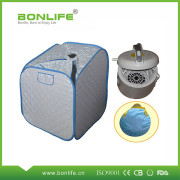 Portable Home Sweat Steam Sauna Box