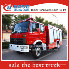 Dongfeng 4X2 4000L fire truck for sale