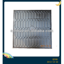 Square ductile cast iron Manhole Covers
