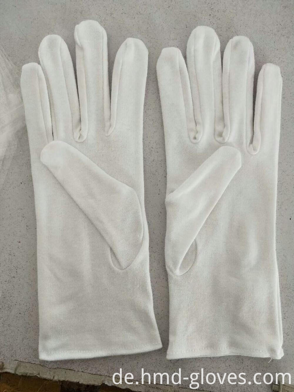 Cotton Glove Sample