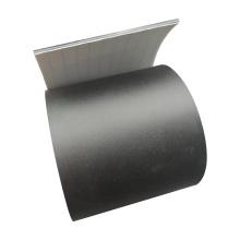 Black PVC Treadmill Running Conveyor Belt